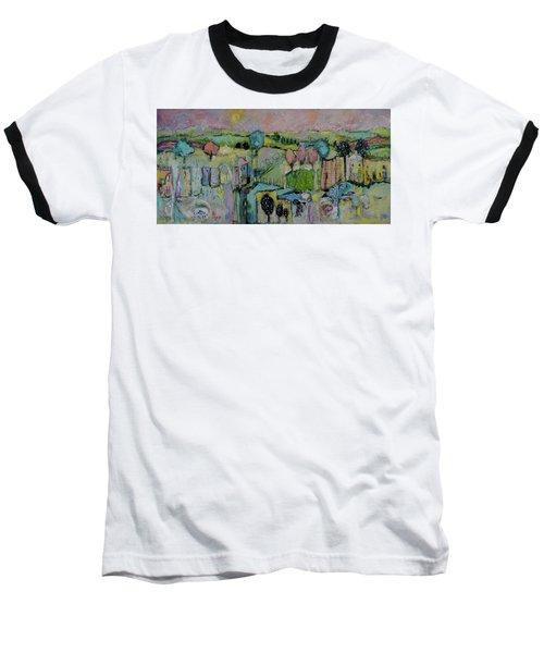 What A Bird Sees Baseball T-Shirt