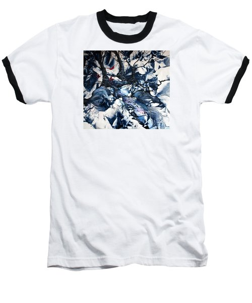 When The Birds Return Baseball T-Shirt