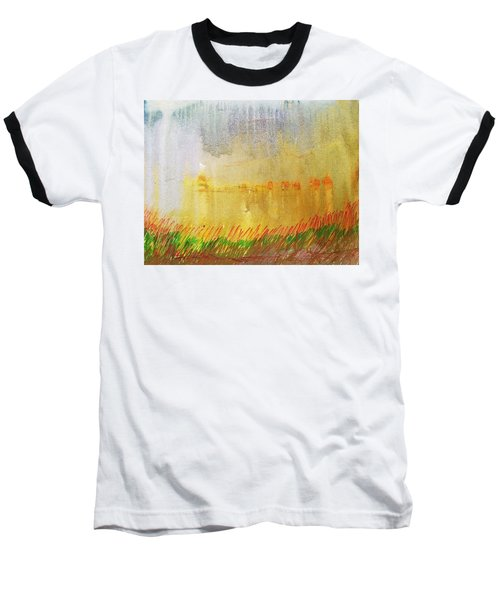 Where The Tall Grass Grows Baseball T-Shirt