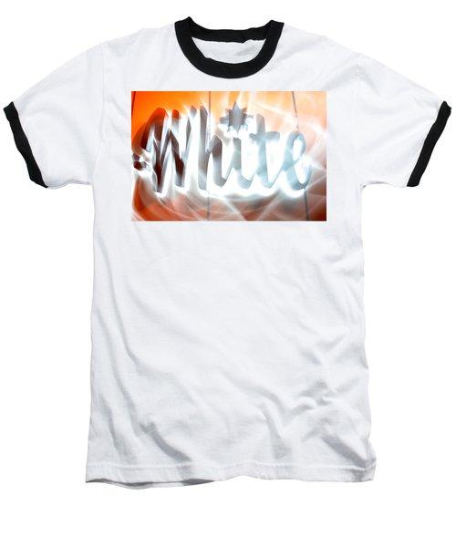 White Hot Baseball T-Shirt
