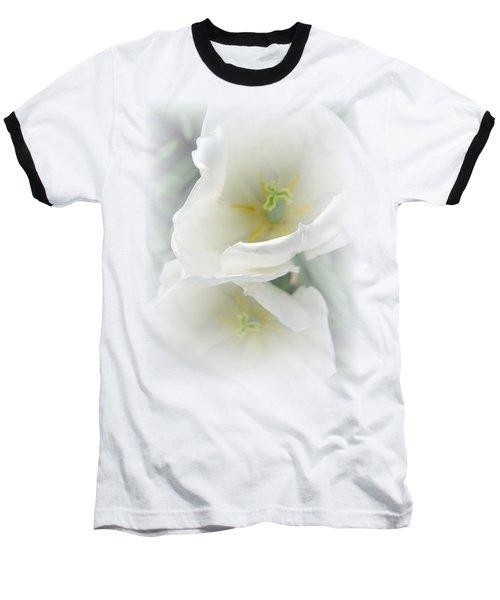 White Tulip Fantasy Baseball T-Shirt