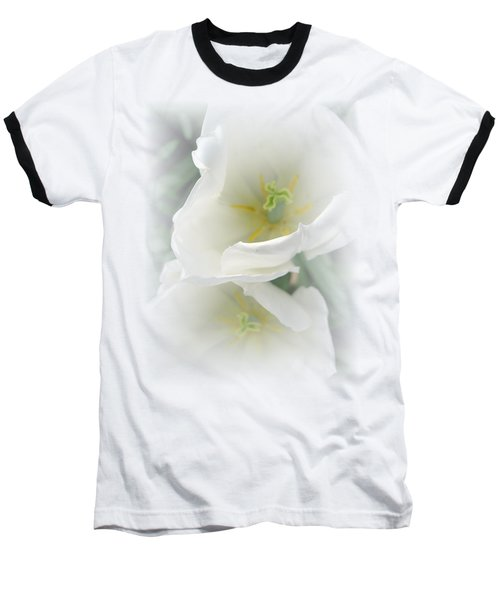White Tulip Fantasy Baseball T-Shirt