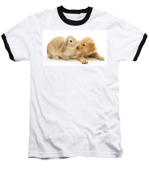 Who Ate All The Carrots Baseball T-Shirt