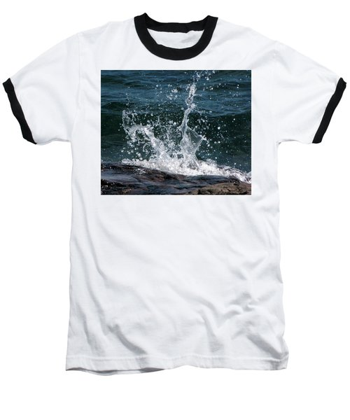 Whoosh Baseball T-Shirt