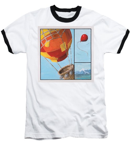 Who's Flying This Thing? Baseball T-Shirt