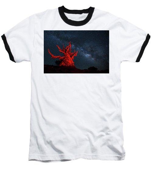 Wicked Baseball T-Shirt by Tassanee Angiolillo