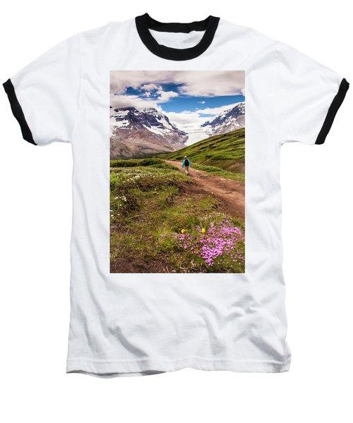 Wilcox Pass Baseball T-Shirt