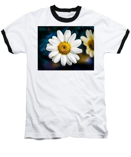 Wild Daisy Baseball T-Shirt