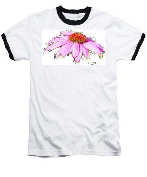 Wild Flower Three Baseball T-Shirt