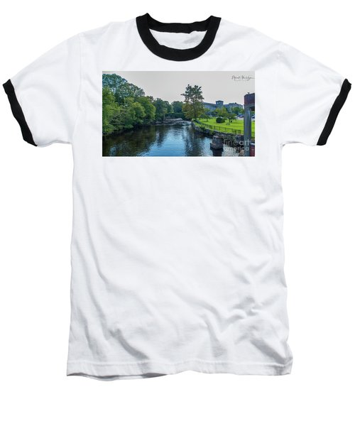Willimantic River Baseball T-Shirt