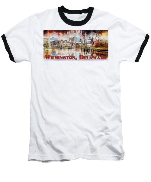 Wilmington City Lights Baseball T-Shirt