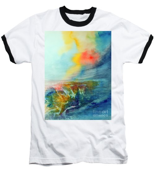 Wind Swept Baseball T-Shirt