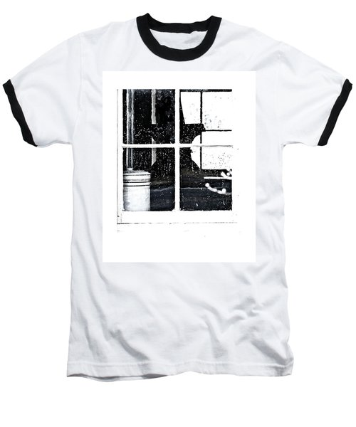 Window 3679 Baseball T-Shirt