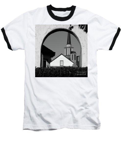 Window Arch Baseball T-Shirt
