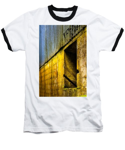 Window To The Past Baseball T-Shirt