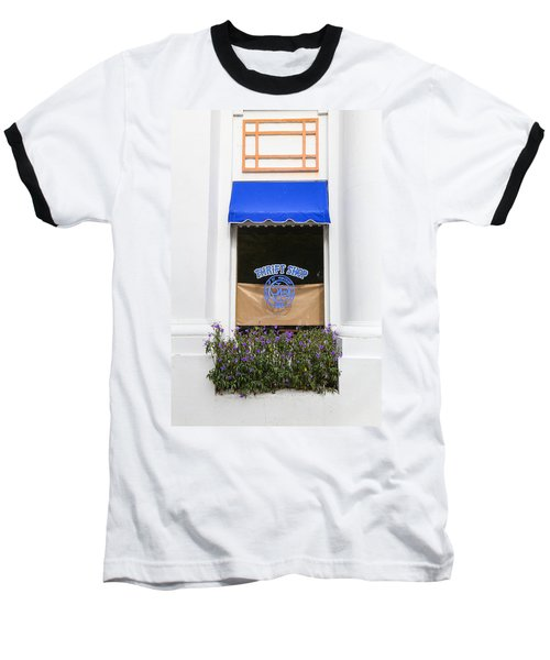 Window Trimming Baseball T-Shirt