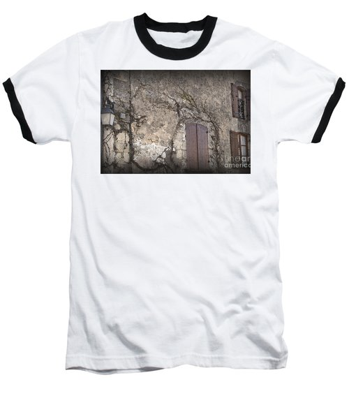 Windows Among The Vines Baseball T-Shirt