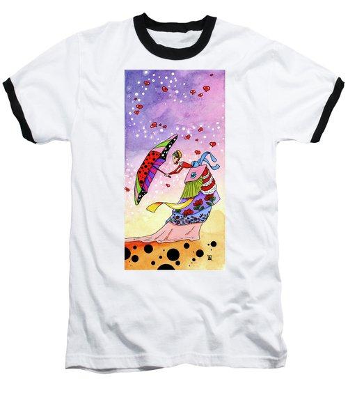 Windy Days Baseball T-Shirt