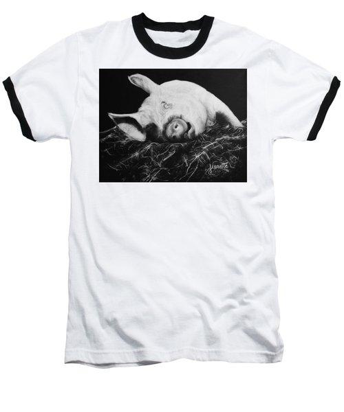 Winnie Baseball T-Shirt