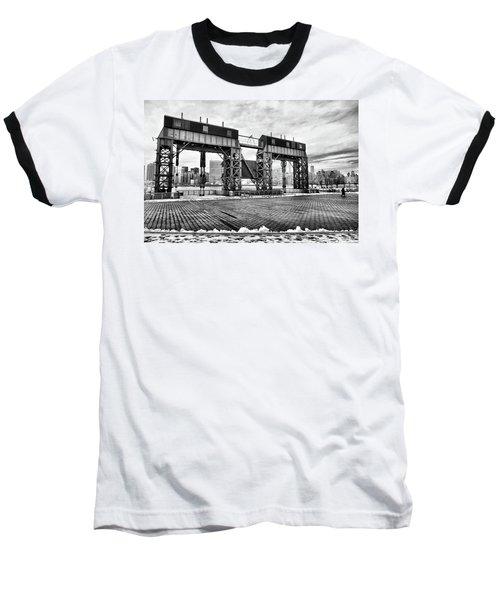 Winter Gantry Baseball T-Shirt