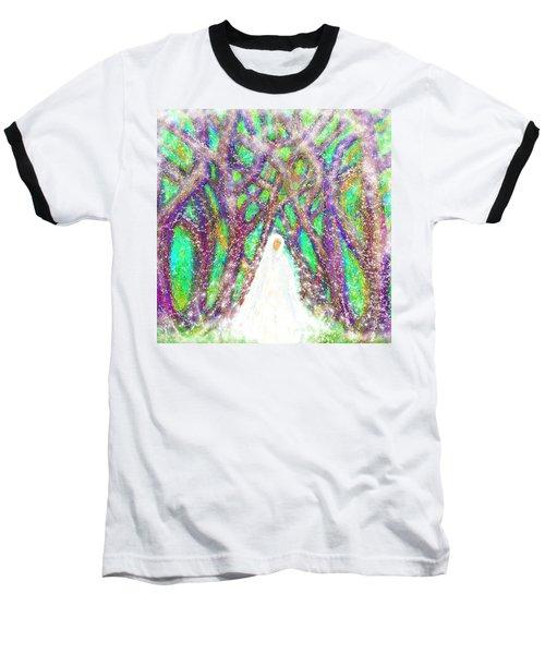 Winter Baseball T-Shirt by Hidden Mountain