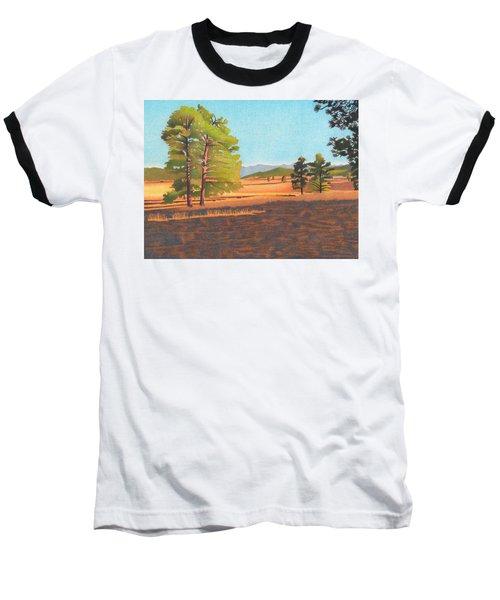Winter Light Baseball T-Shirt