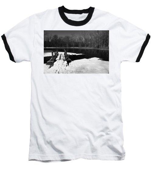 Winter Park 2 Baseball T-Shirt