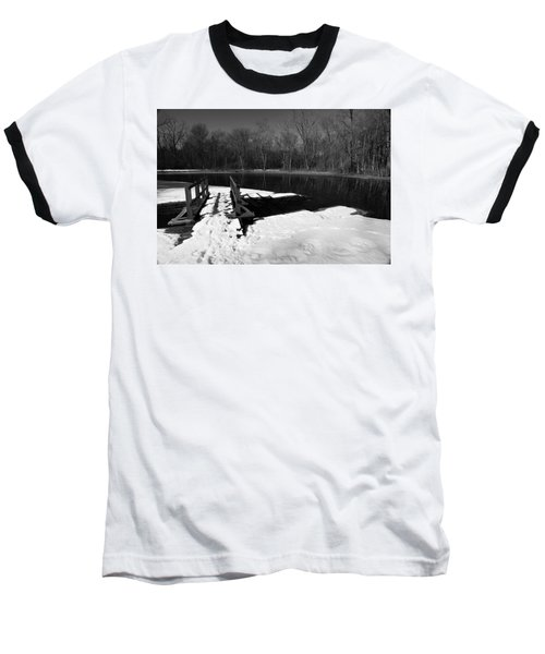 Winter Park 2 Baseball T-Shirt