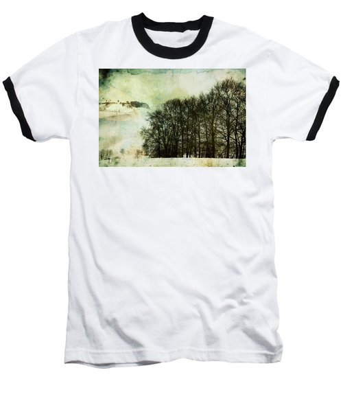 Winter Remembrances Baseball T-Shirt
