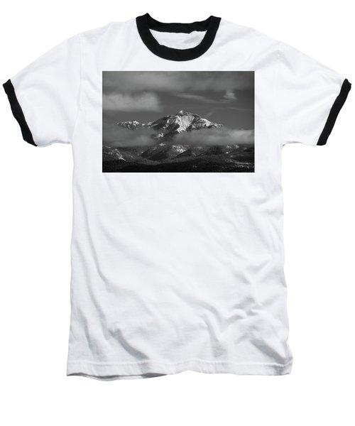 Winter's Window Baseball T-Shirt