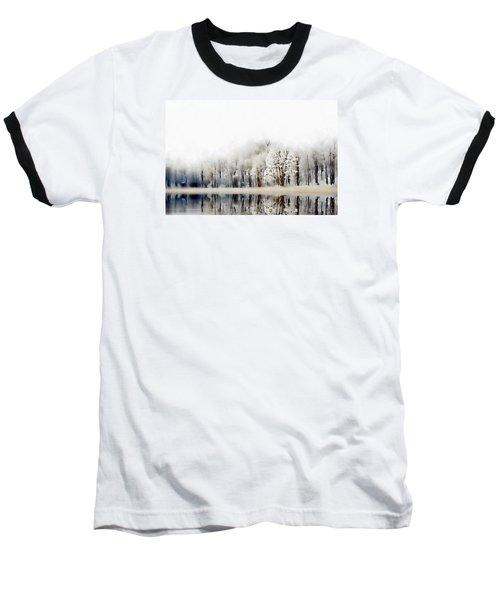 Winterscape  Baseball T-Shirt