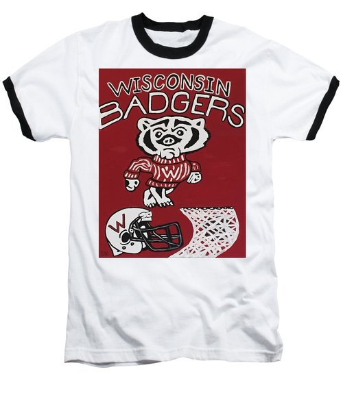 Wisconsin Badgers Baseball T-Shirt