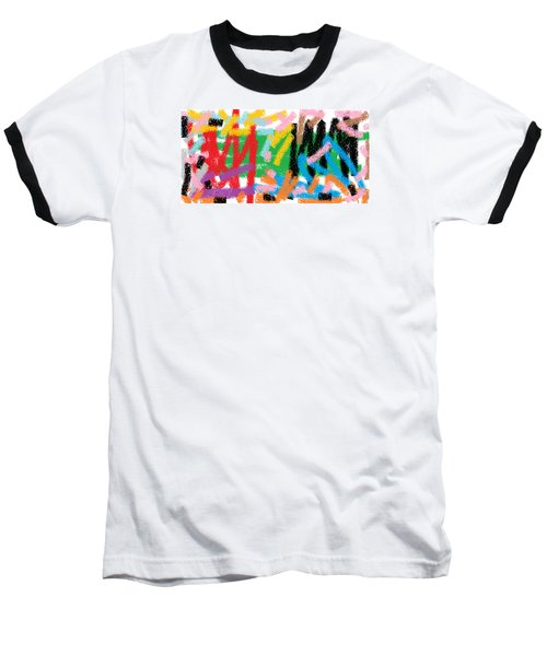 Wish - 28 Baseball T-Shirt by Mirfarhad Moghimi