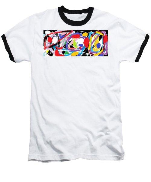 Wish - 43 Baseball T-Shirt by Mirfarhad Moghimi