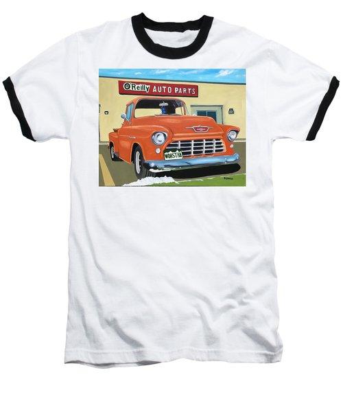 Wohstra-2 Baseball T-Shirt