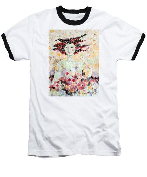 Woman Of Glory Baseball T-Shirt