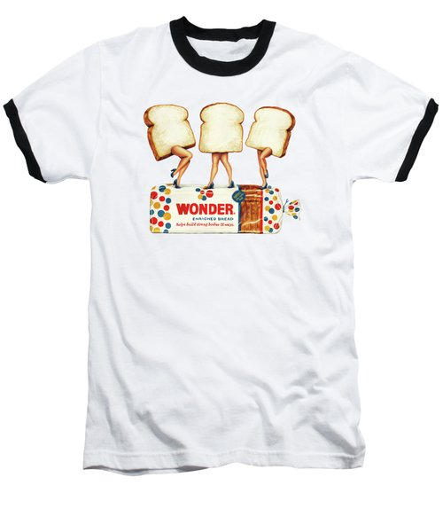 Wonder Women Baseball T-Shirt