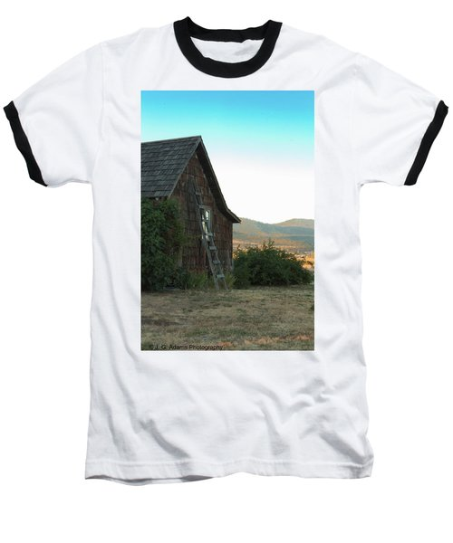 Wood House Baseball T-Shirt