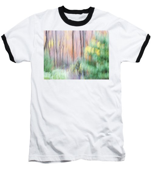 Woodland Hues 2 Baseball T-Shirt