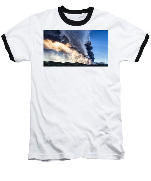 Wrath Of Nature Baseball T-Shirt