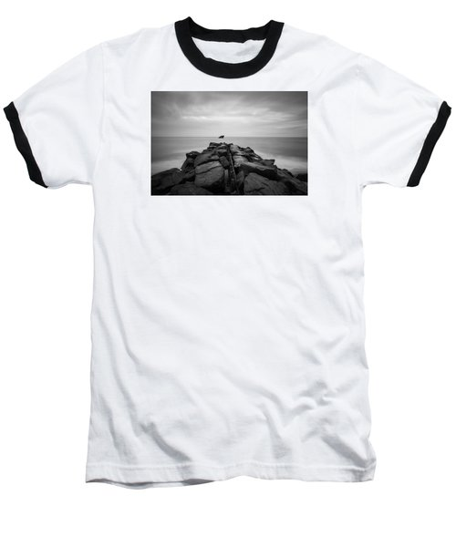 Wreck Of The Ss Atlansus Of Cape May Nj Baseball T-Shirt