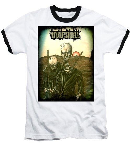 Wulfskull #1 Baseball T-Shirt