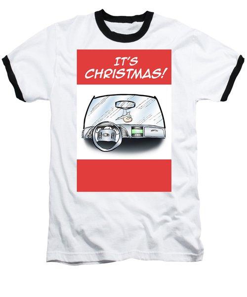 Hang Up Missile Toe Baseball T-Shirt