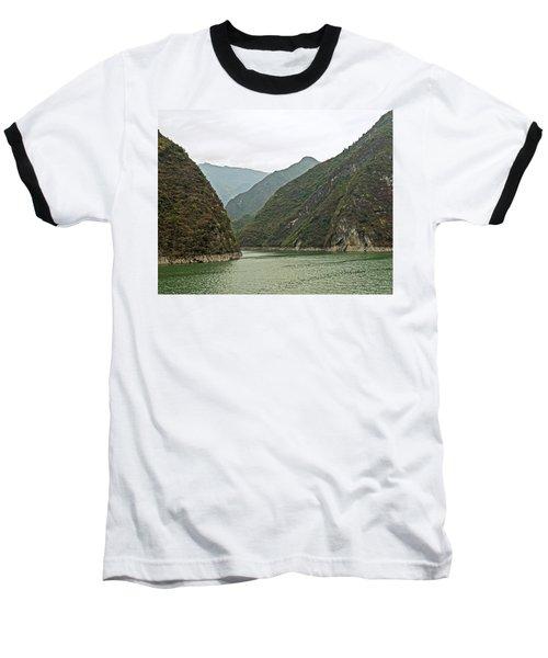 Yangtze Gorge Baseball T-Shirt