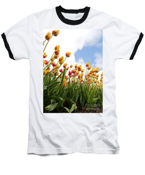 Baseball T-Shirt featuring the photograph Yellow Fever by Robert Pearson