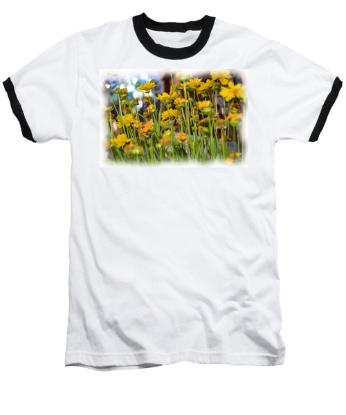Yellow Fields Baseball T-Shirt