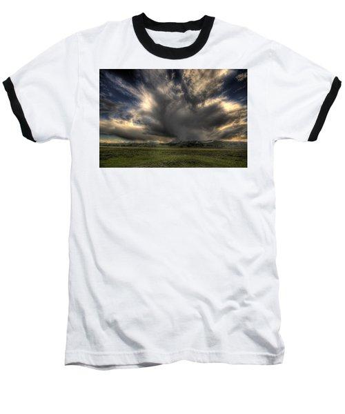 Yellowstone Storm Baseball T-Shirt