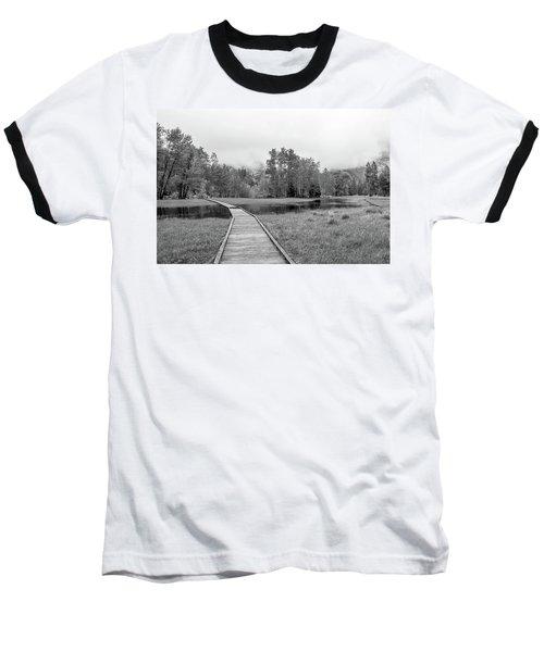 Yosemite Monochrome Baseball T-Shirt