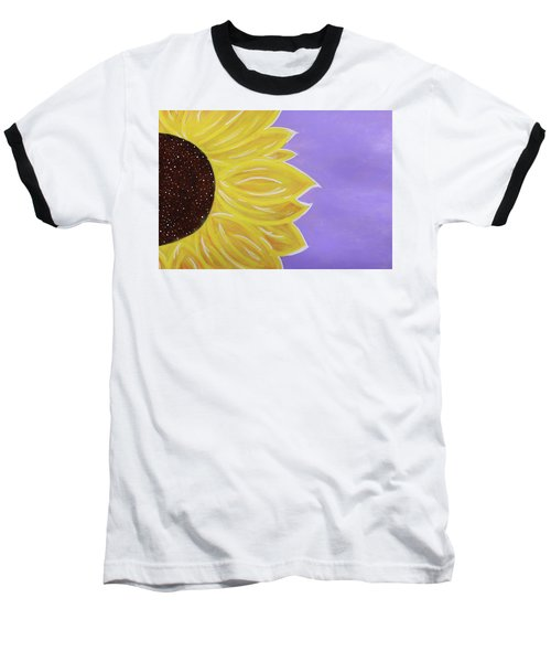 You Are My Sunshine Baseball T-Shirt by Cyrionna The Cyerial Artist