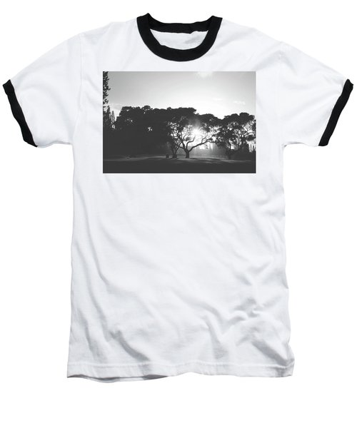 Baseball T-Shirt featuring the photograph You Inspire by Laurie Search